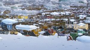 PSA HM Ribbons - H.W. Chan (Hong Kong)  The Fishing Village Of Greenland 8