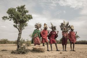 CPC Gold Medal - Yan Zhang (China) <br /> Home Of Masai