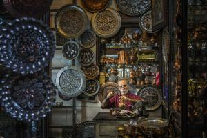 CPC Merit Award - Yan Zhang_Tj (China)  Handicraftsman In Iran2