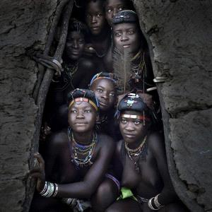 IUP Honor Mention - Binyuan Li (China)  Primitive Tribe