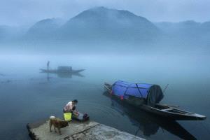 CPC Gold Medal - Bingtai Fan (China)  Wharf Story
