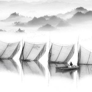 CPC Merit Award - Bingtai Fan (China)  Boating