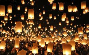 PhotoVivo Gold Medal - Shiu Gun Wong (Hong Kong)  Sky Lanterns 2
