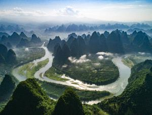 PhotoVivo Honor Mention - Shihui Liu (China)  Scenery Of Guilin Is The Best