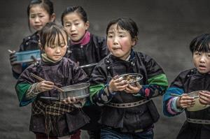 CPC Merit Award - Lijun Shi (China) <br /> Mountain Children