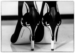 PSA Gold Medal - Gabriele Dellanave (USA)  High Heels_