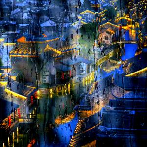 CPC Silver Medal - Jing Lai (China)  The Ancient Town Of Love