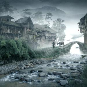 CPC Merit Award - Ruiyuan Chen (China) <br /> People In Jiangnan1