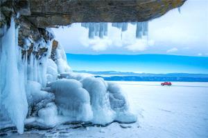CPC Silver Medal - Xiequn Li (China) <br /> Ice And Snow Travel