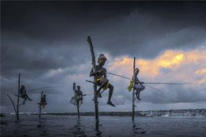 IUP Honor Mention - Hezhen Hu (China) <br /> Go Fishing