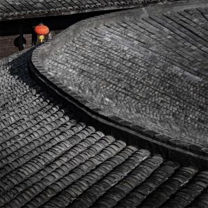 CPC Bronze Medal - Mingzai Su (China)  People In Tulou