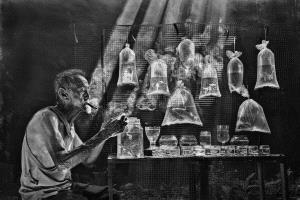 CPC Merit Award - Soon Seng Leong (Malaysia) <br /> Old Man With Fish 299