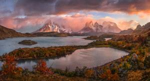 CPC Merit Award - Yury Pustovoy (Russian Federation)  Golden Autumn In Patagonia