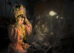 PhotoVivo Honor Mention - Tan Tong Toon (Malaysia) <br /> Chinese Opera