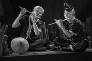 CPC Silver Medal - Tan Tong Toon (Malaysia) <br /> Bidayuh Flute Partners