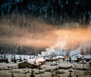 PSA HM Ribbons - Jingzhi Gao (China) <br /> Morning Snow