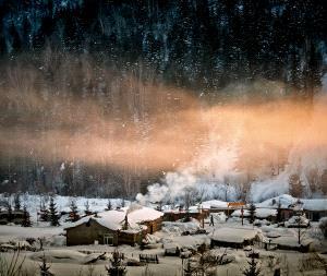 PSA HM Ribbons - Jingzhi Gao (China)  Morning Snow