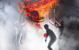 CPC Silver Medal - Senliang Li (China)  Fire Dragon