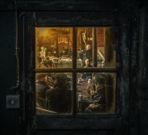 IUP Honor Mention - Wenhui Yan (China)  The Old Window