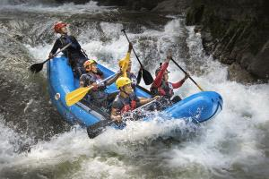 PhotoVivo Honor Mention - Tan Tong Toon (Malaysia) <br /> White Water Rafting 002