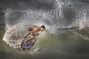 PhotoVivo Gold Medal - Tan Tong Toon (Malaysia) <br /> Skim Boarding