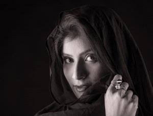 PhotoVivo Honor Mention - Shourjendra Datta (India) <br /> Coy
