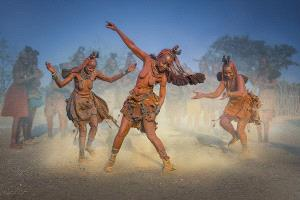 APU Honor Mention e-certificate - Arnaldo Paulo Che (Hong Kong) <br /> Himba Dance