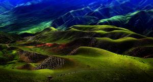 APU Gold Medal - Kai Zheng (China) <br /> Kalajun  Grassland