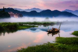 PhotoVivo Honor Mention - Fan Su (China) <br /> Return