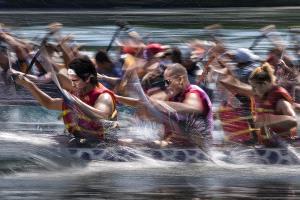 CPC Merit Award - Kam Chiu Tam (Canada) <br /> Battling The Wave