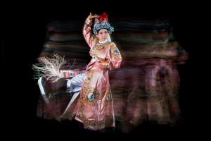 PhotoVivo Honor Mention - Khaing Sandar Tin (Singapore) <br /> Traditional Chinese Opera Actress