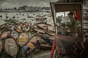 CPC Merit Award - Jinyan Yang (China) <br /> The Corner Of Harbour