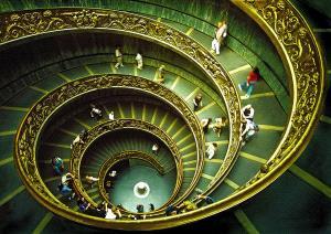 CPC Merit Award - Sami Ur Rahman (United Kingdom) <br /> Vatican Staircase
