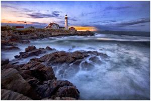 PhotoVivo Gold Medal - Thomas Lang (USA) <br /> Portland Head Lighthouse 16