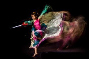 CPC Merit Award - Raymond Yik Cheung Chung (Hong Kong) <br /> Chinese Dancer 005