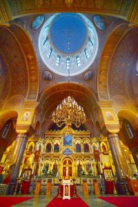 APU Gold Medal - Roger Khoo (Singapore) <br /> Uspenski Cathedral Ceiling