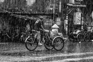 APAS Honor Mention - Huu Hung Truong (Vietnam) <br /> 4- Afternoon Rain
